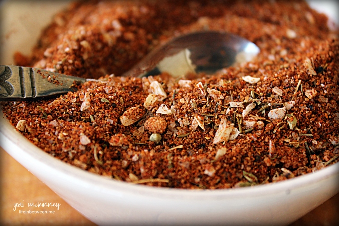 dry rub seasoning mix