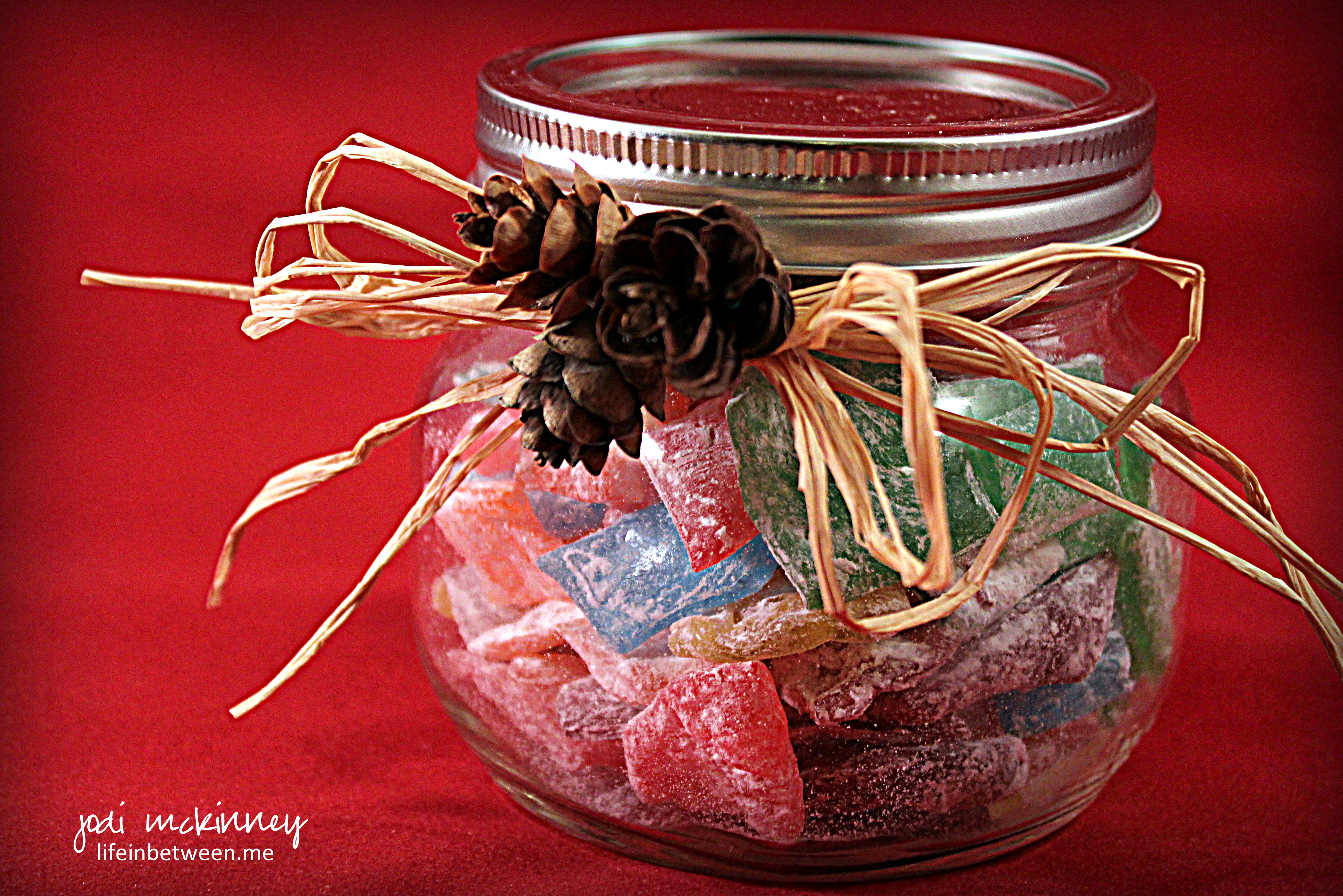 Old Fashioned Christmas Candy - m 11