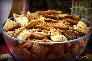 Chex Snack Mix 2