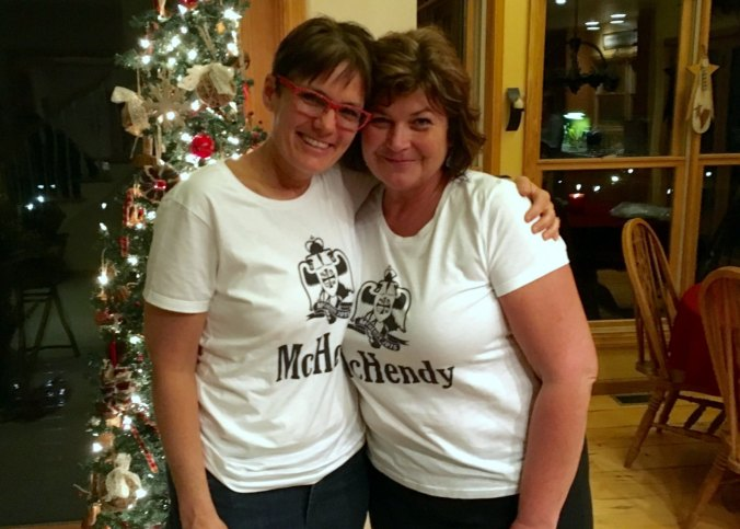 jill and jodi mchendy christmas 2015