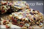 Goji Berry Energy Bars 3