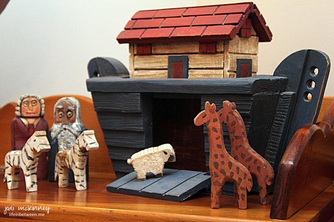 small noahs ark