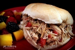 Spicy Dr Pepper Pulled Pork