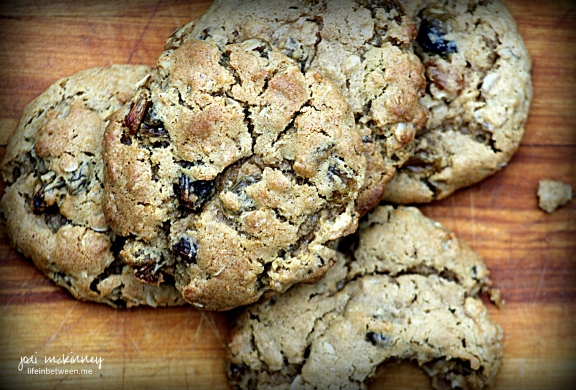 Amish Oatmeal Raisin Cookies 2