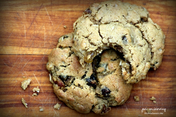 Amish Oatmeal Raisin Cookies 3
