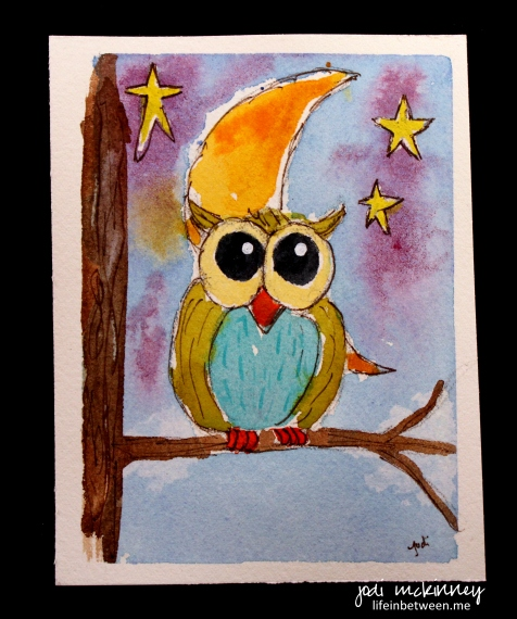 whimsy owl 1 original