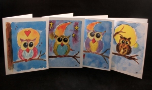 whimsy owl set mx2