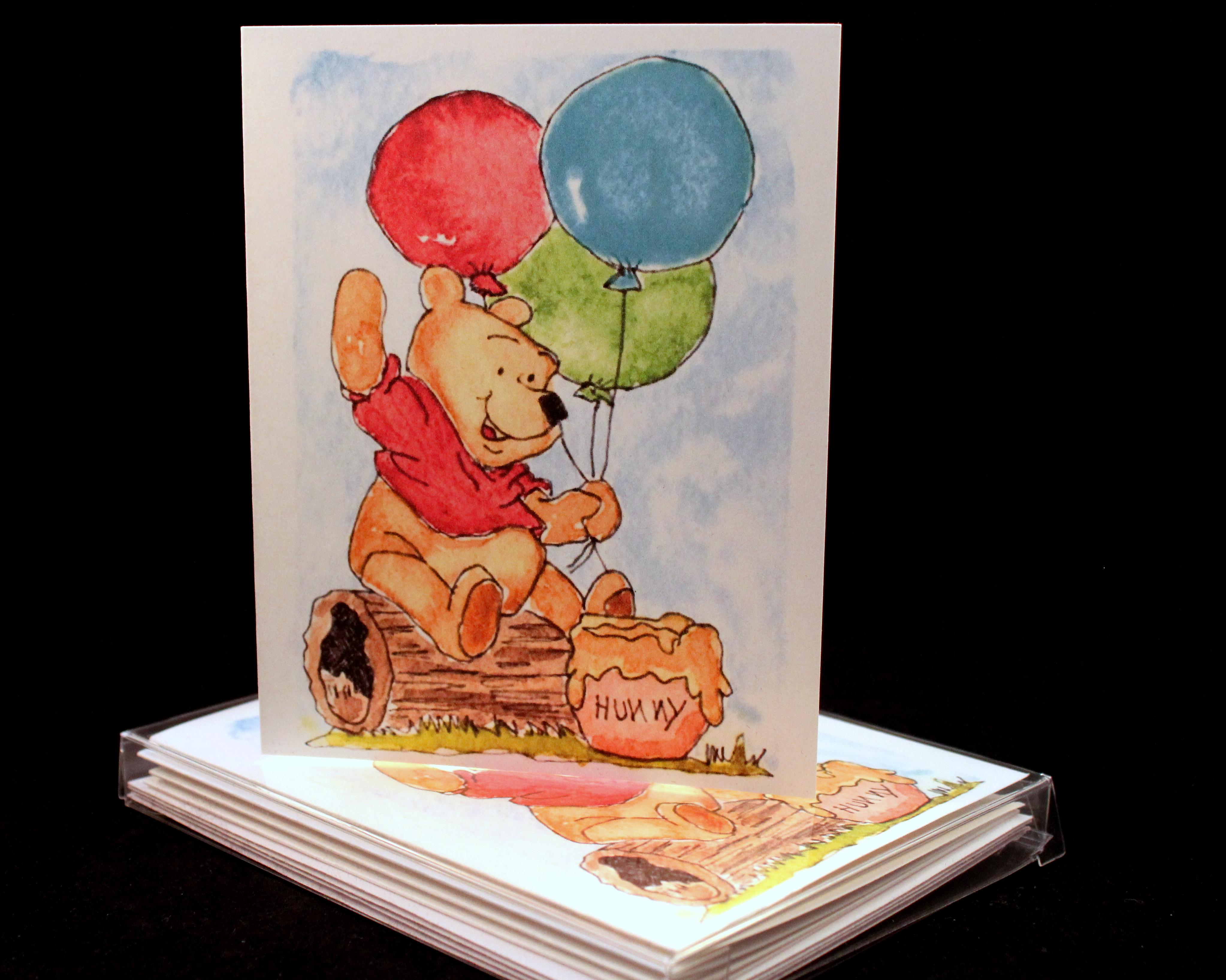 Winnie The Pooh Original Balloon