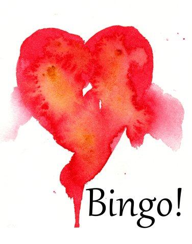 Bingo Heart