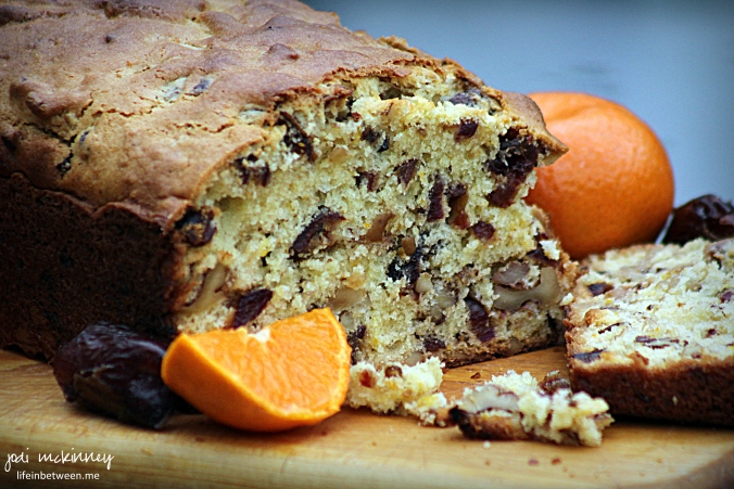Orange Date Walnut Bread 2