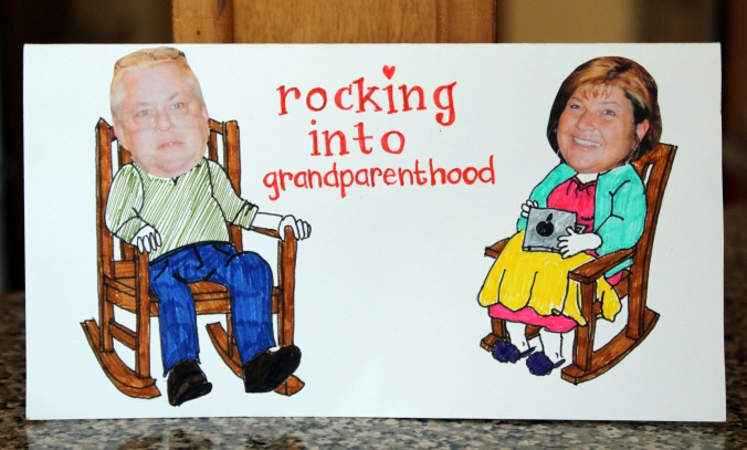 rocking into grandparenthood