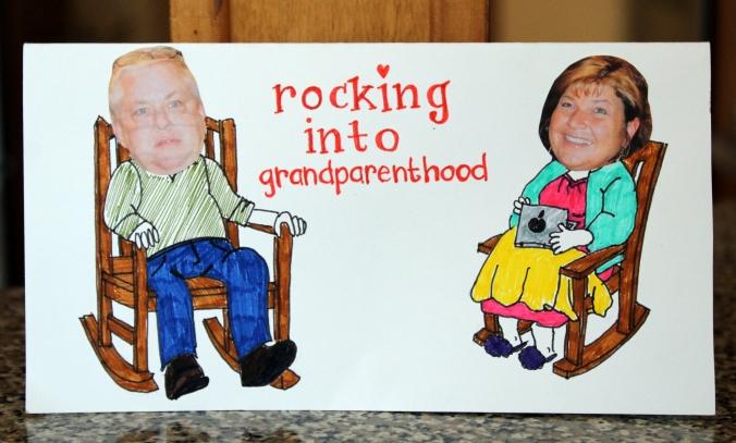 rocking into grandparenthood