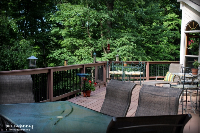 backyard deck 2