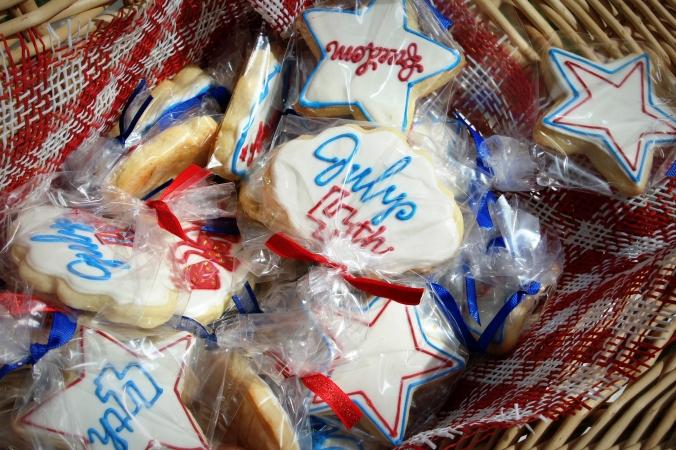 food desserts cookies