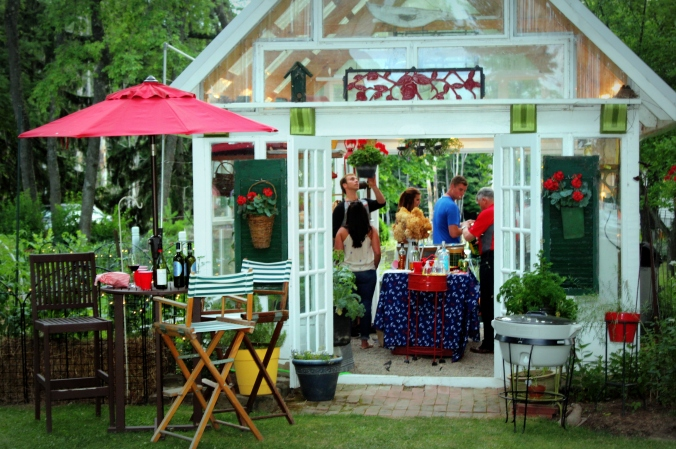 greenhouse drinks