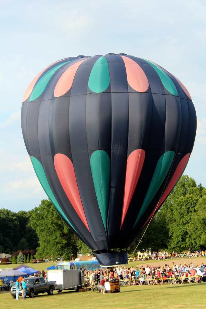 Hot Air Balloon WPA Balloonfest 2