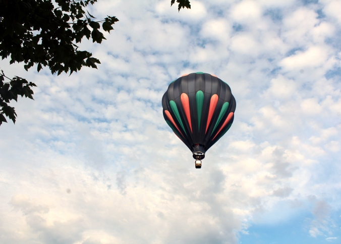 Hot Air Balloon WPA Balloonfest 3