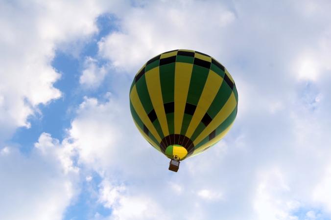 Hot Air Balloon WPA Balloonfest 5