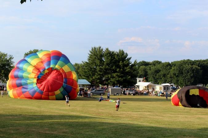 Hot Air Balloon WPA Balloonfest 6