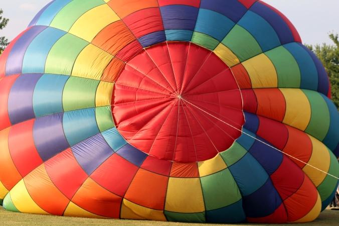 Hot Air Balloon WPA Balloonfest 7