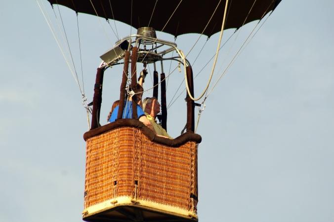 Hot Air Balloon WPA Balloonfest 91