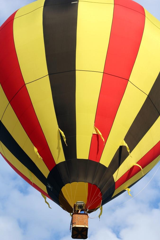 Hot Air Balloon WPA Balloonfest 92