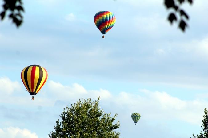 Hot Air Balloon WPA Balloonfest 94