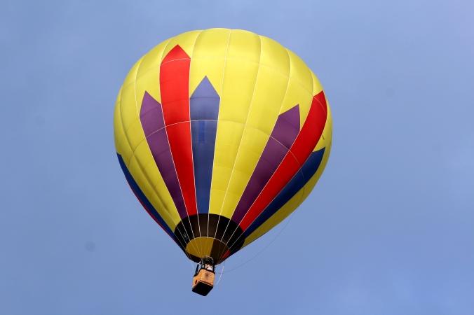 Hot Air Balloon WPA Balloonfest 95