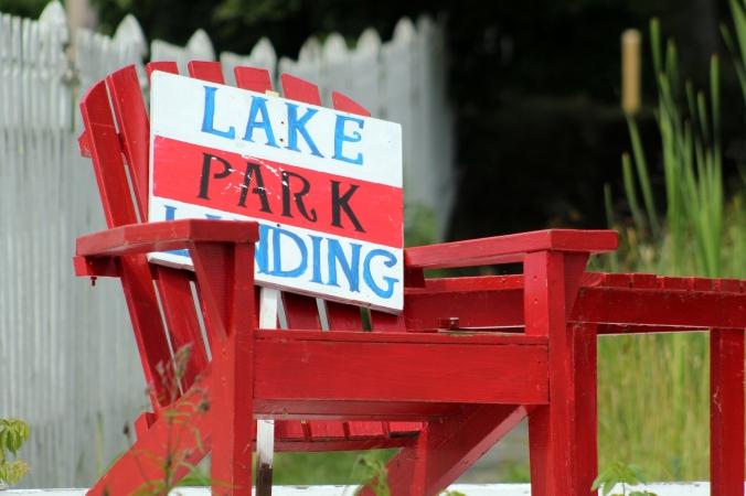 lake park landing