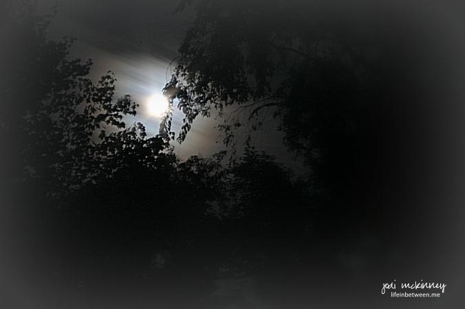 full moon august 2016