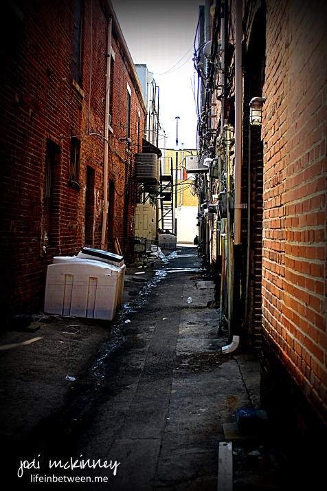 alley marietta georgia