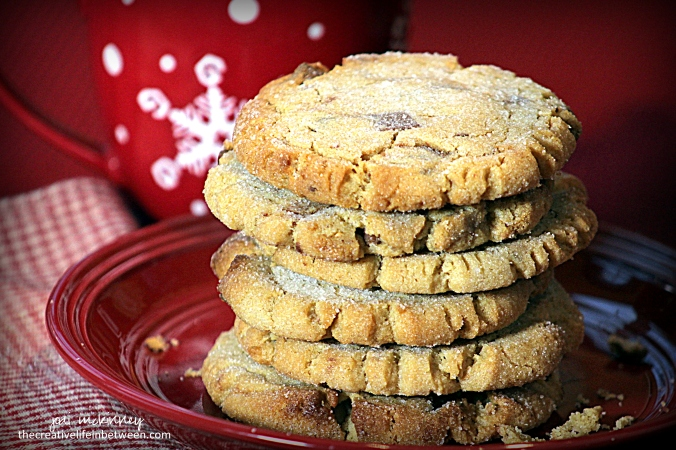 reeses-peanut-butter-cup-cookies-stack