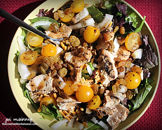 yellow-and-green-spring-mix-grilled-chicken-salad-2