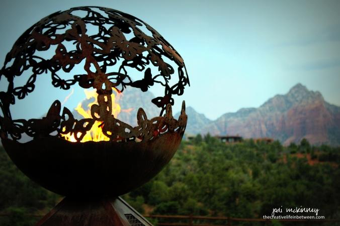 Mariposa Latin Inspired Grille, Sedona, Arizona - July 2017