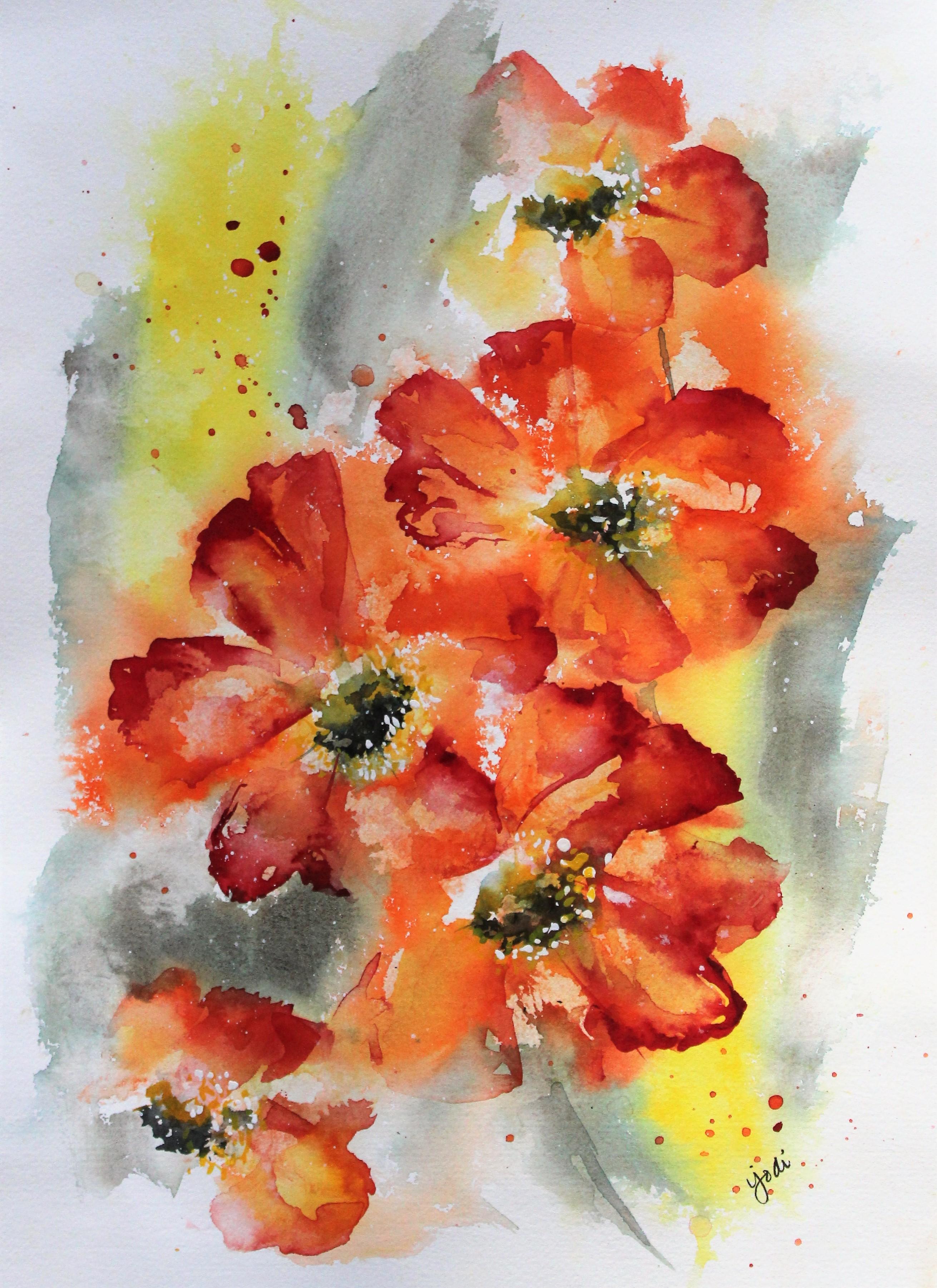 orange | the creative life in between