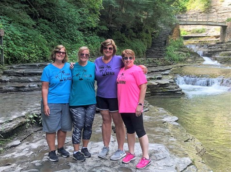 #GFC2019 Stony Brook State Park, Finger Lakes Region, NY - August 2019